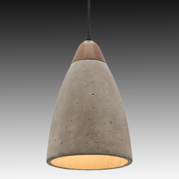 Mercator moscow concrete pendant light aloadofball Image collections