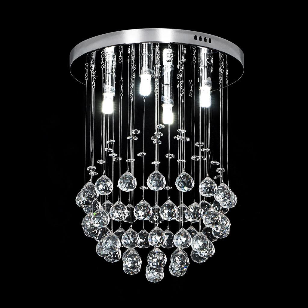 Domus jupiter series crystal pendant 3 sizes