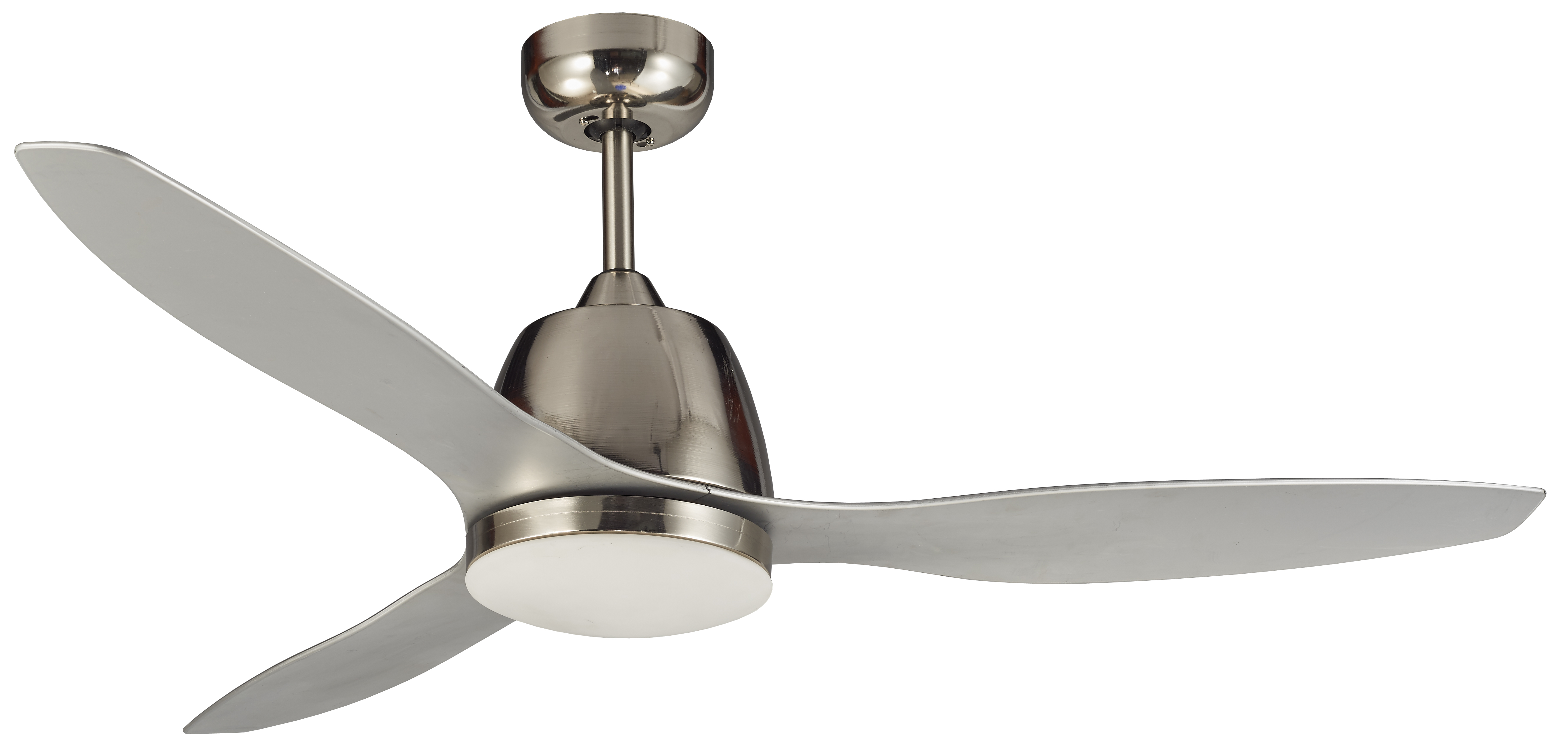 Martec Brushed Nickel Silver 1200mm 48 Quot Ceiling Fan With