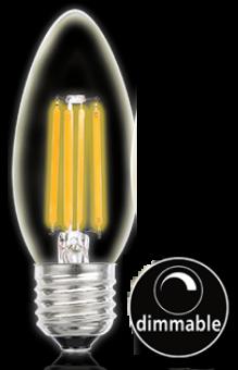e14 Lamp Flame v2