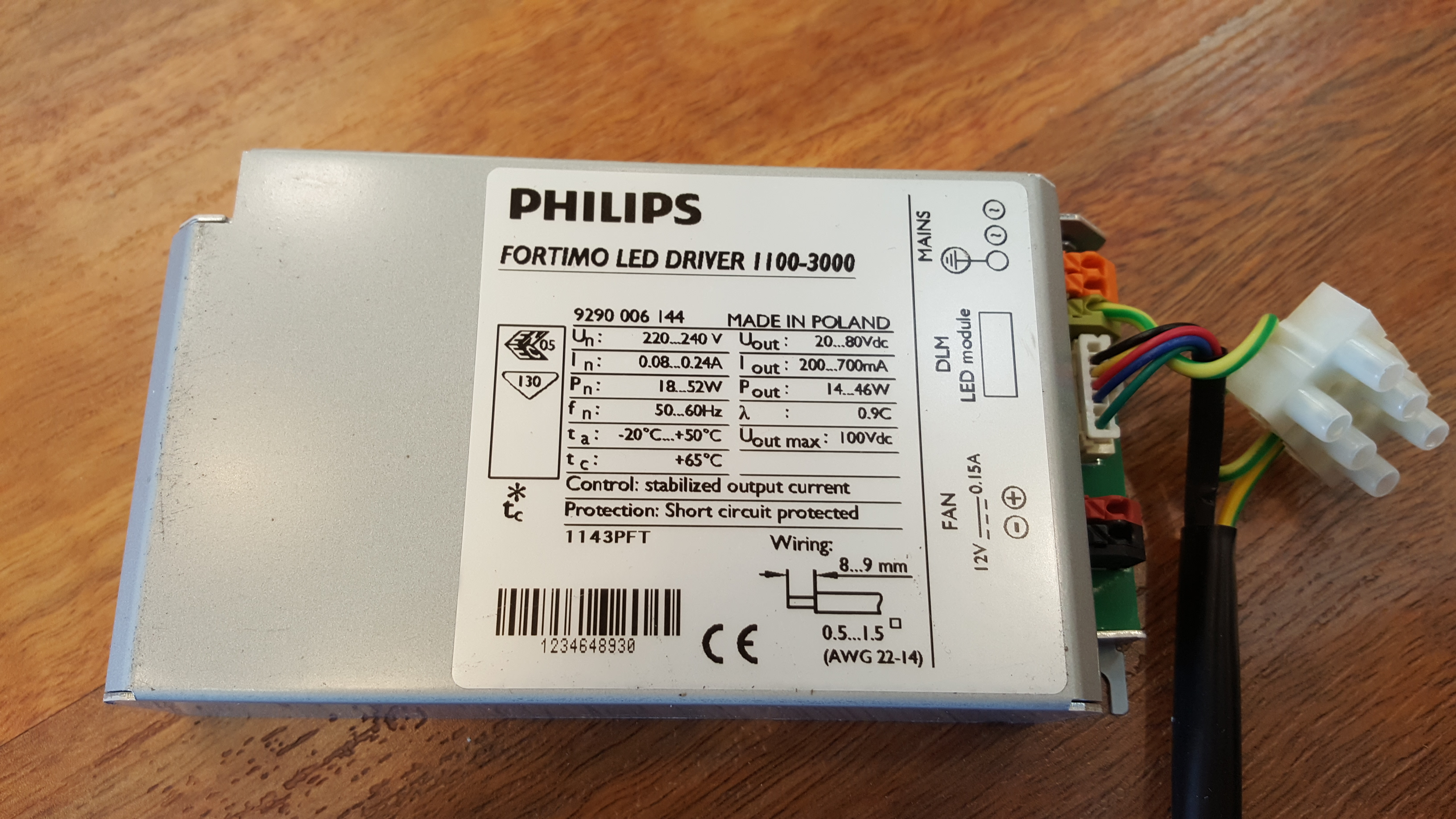 10watts Dc 12volt Waterproof Driver For Garden Lights Pool Light Etc Phillips Drivers Wiring Diagram Led