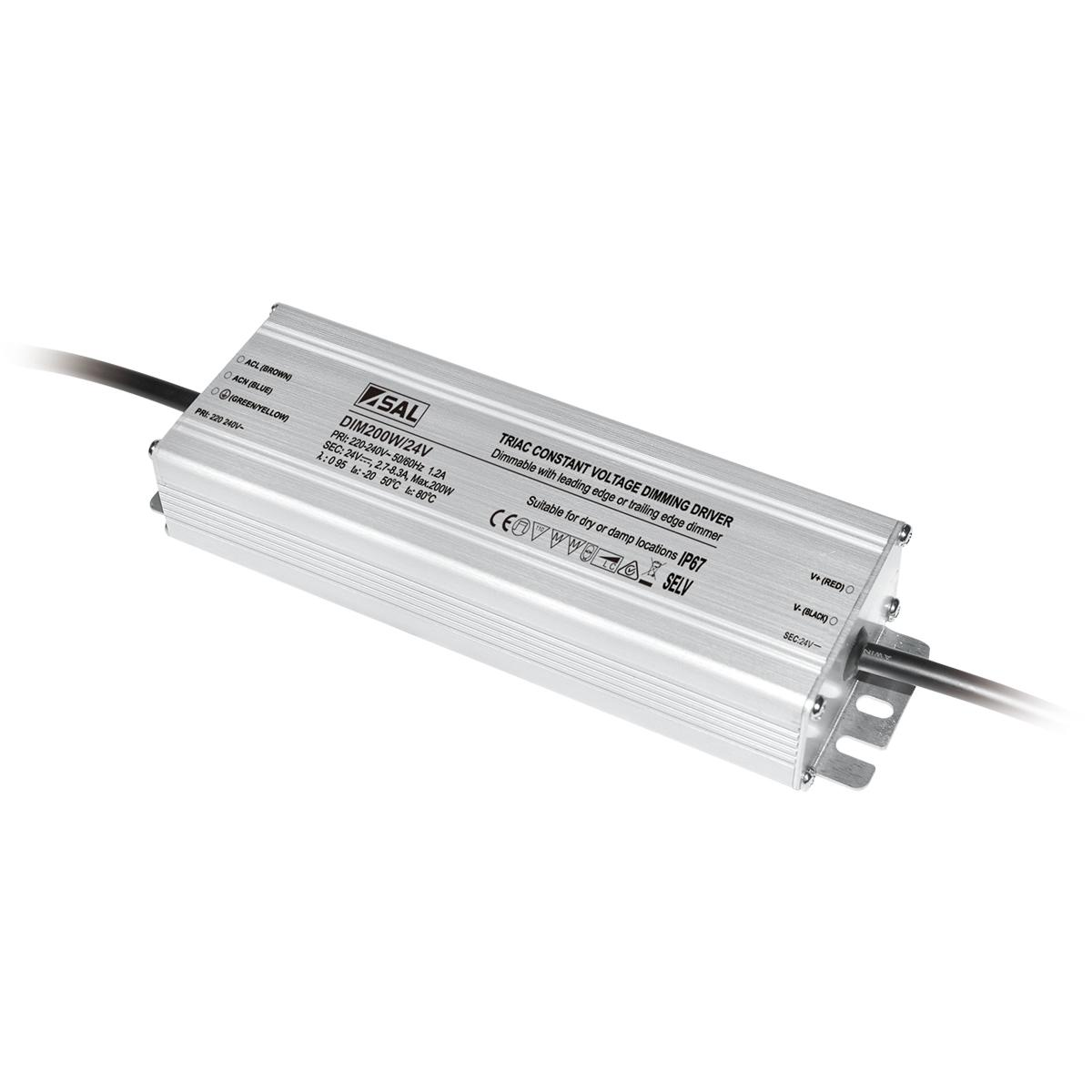 10watts Dc 12volt Waterproof Driver For Garden Lights Pool Light Etc Triac Based Lamp Dimmer