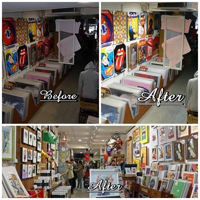 Poster Shop Newtown
