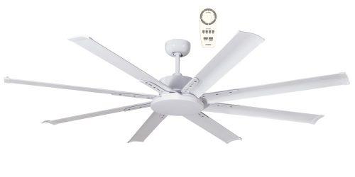 Albatross Mini DC 1650mm White Ceiling Fan