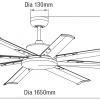 Albatross Mini DC Line Drawing